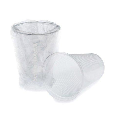Bicchiere imbustato