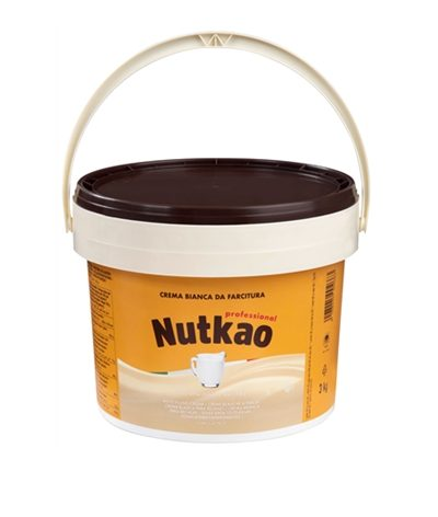 Crema bianca Nutkao