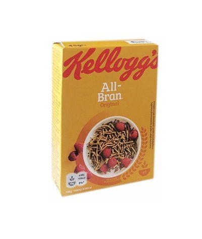 Kellogg's cereali monoporzione