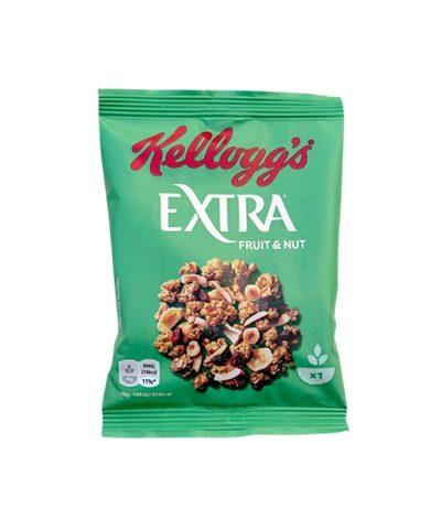 Kellogg's extra fruit