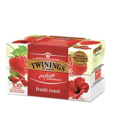 Twinings frutti rossi