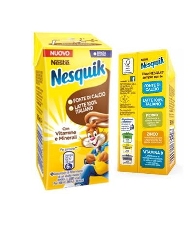 Nesquik latte al cacao